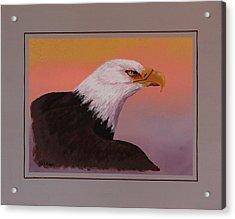 American Legacy Acrylic Print