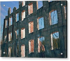 American Ruins Acrylic Print