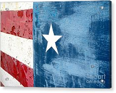 Acrylic Print featuring the photograph American Tradition by Robert Riordan