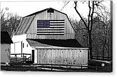 Americana Acrylic Print by Trish Clark