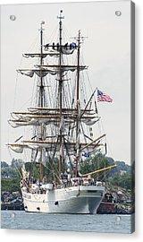 Americas Tall Ship The Eagle Acrylic Print