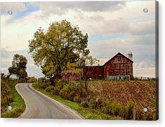 Amish Farm II Acrylic Print