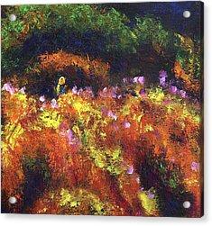 Among The Shadows Acrylic Print