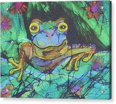 Amphibia IIi Acrylic Print