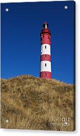 Amrum Lighthouse Acrylic Print