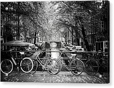 Amsterdam  Acrylic Print