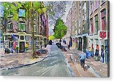 Amsterdam Streets 6 Acrylic Print