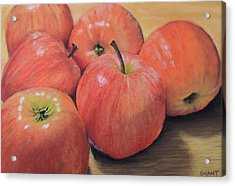 An Apple A Day Acrylic Print