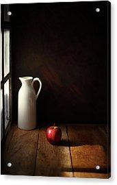 An Apple Acrylic Print