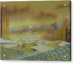 An Arab Dominion Acrylic Print