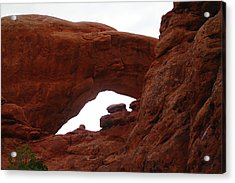 An  Arch  Acrylic Print by Jeff Swan