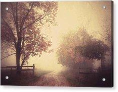 An Autumn Day Forever Acrylic Print