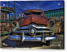 An Oldie Acrylic Print