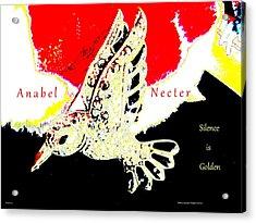 Anabel Necter Acrylic Print by Artscana Images