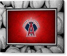 Anaheim Angels Acrylic Print