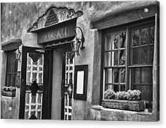 Acrylic Print featuring the photograph Anasazi Inn Restaurant by Ron White