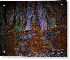 Acrylic Print featuring the photograph Ancestry by Michael Krek