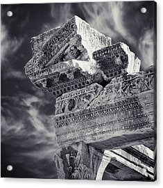 Acrylic Print featuring the photograph Ancient by Brad Brizek