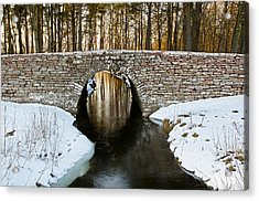 Ancient Bridge Acrylic Print