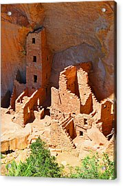Ancient Dwelling Acrylic Print