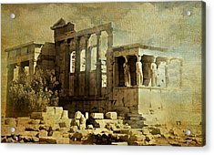 Ancient Greece Acrylic Print
