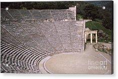 Ancient Greece Acrylic Print by Robert Edgar