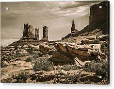 Ancient Lands Acrylic Print