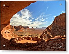 Ancient Life Elevated Acrylic Print by Adam Jewell