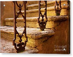 Ancient Steps Acrylic Print