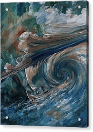Ancient Storm Acrylic Print