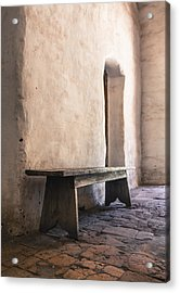 Ancient Textures Acrylic Print by Caitlyn  Grasso