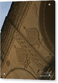 Acrylic Print featuring the photograph Ancient Wall by Mini Arora