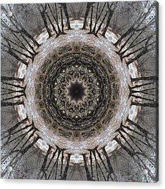 Ancient Warriors Acrylic Print