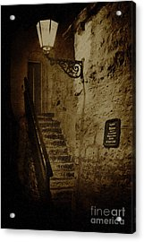 Ancient Ways Acrylic Print by Heiko Koehrer-Wagner