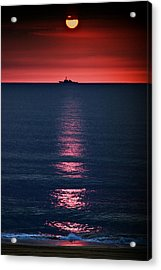 And All The Ships At Sea Acrylic Print
