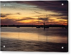 Acrylic Print featuring the photograph And Soon I Will Be Free by Wade Brooks