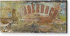 Anderbock Brew Acrylic Print by John Babis