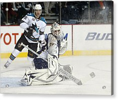 Acrylic Print featuring the photograph Anders Lindback by Don Olea
