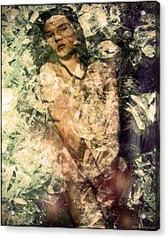 Androgyne Ice Acrylic Print