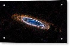 Andromeda Galaxy Acrylic Print by Movie Poster Prints