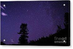 Andromeda Rising Acrylic Print