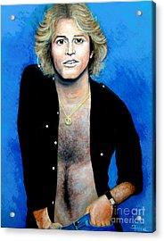Andy Gibb An Everlasting Love  Acrylic Print