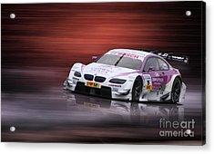 Andy Priaulx M3 Dtm 2012 Acrylic Print