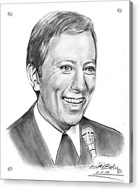 'andywilliams' Acrylic Print by Barb Baker