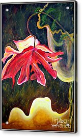 Anemone Me Acrylic Print