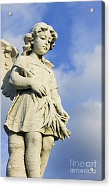 Angel 2 Acrylic Print by Sophie Vigneault