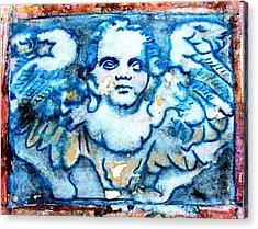 Angel 6 Acrylic Print