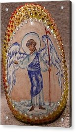 Angel Gabriel Acrylic Print