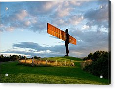 Angel Of The North Acrylic Print