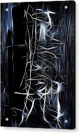 Angel Acrylic Print by Selke Boris
